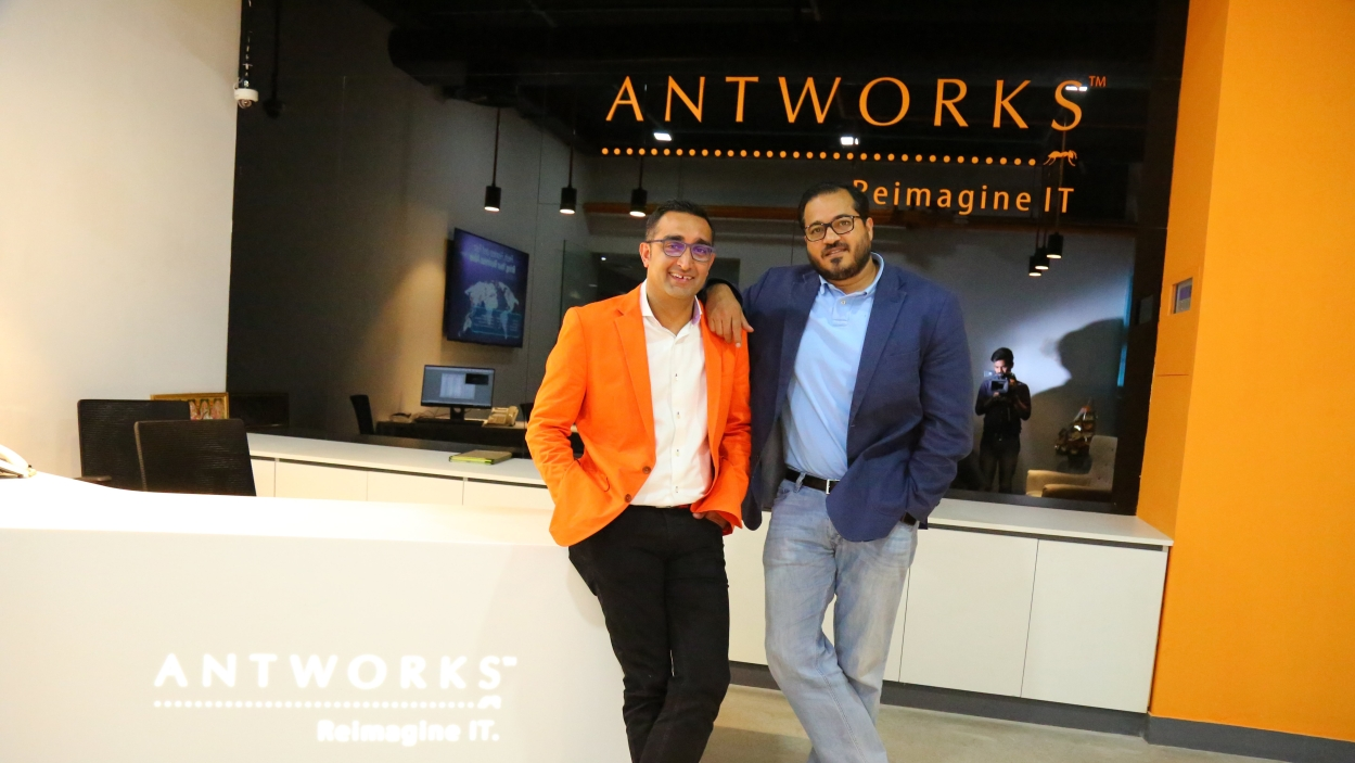 AI startup AntWorks raises $15 mln from Japanese VC