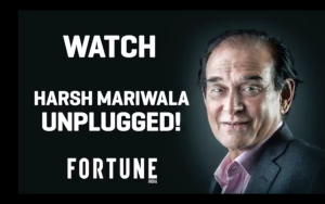 Harsh Mariwala Unplugged