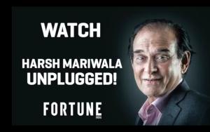 Harsh Mariwala Unplugged