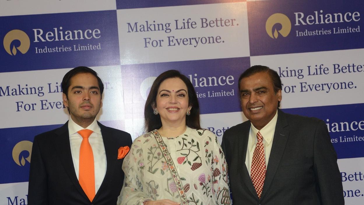 Mukesh Ambani seeks to future-proof RIL