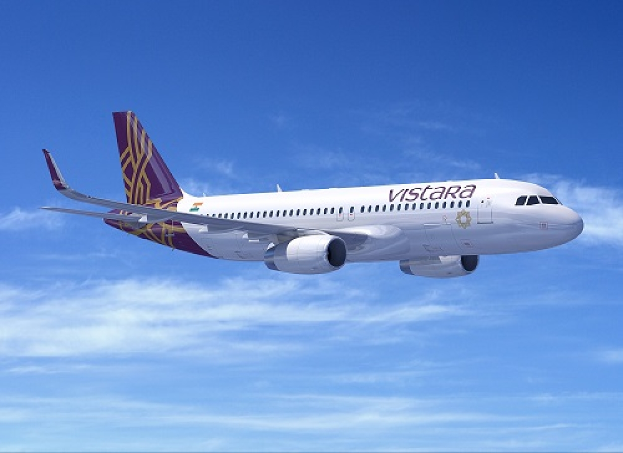 Vistara inks $3.1 billion deal for 19 planes