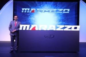 Mahindra's Marazzo set for September debut
