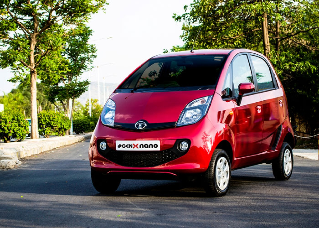 Tata Nano drives downhill with zero exports over last six months