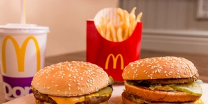 McDonald's recycles used oil to power delivery trucks
