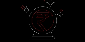 The fall of the rupee