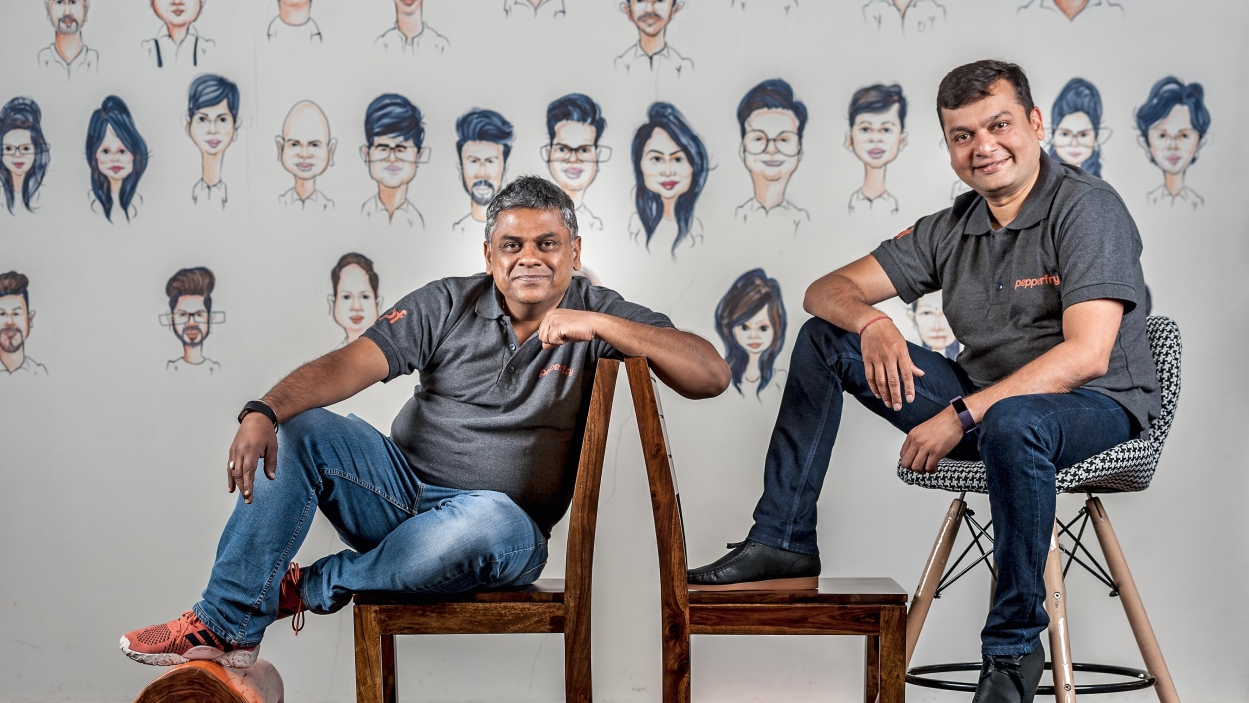 Pepperfry: Carving out a niche