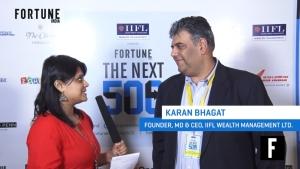 IIFL Wealth Management's Karan Bhagat on market outlook and more