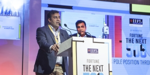 Entrepreneurship is the lifeblood of the country: Punit Lalbhai
