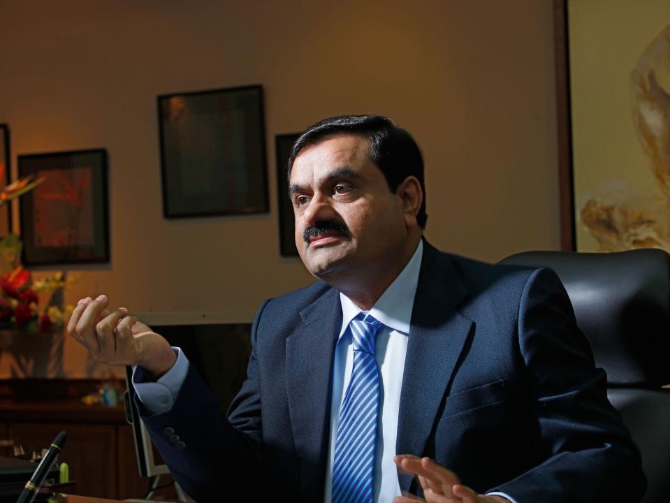 Adani Group announces ₹55,000 crore investment in Gujarat