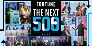 Recognising India's largest midsize companies at the Fortune India Next 500 summit