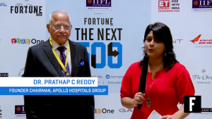 Technology will transform healthcare: Prathap Reddy
