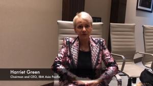 IBM's Harriet Green on data security