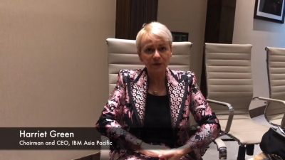 IBM's Harriet Green on data security
