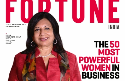 Inside the issue: Most Powerful Women in business