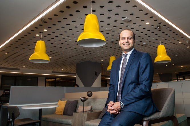Neeraj Govil, area vice president for South Asia at Marriott International