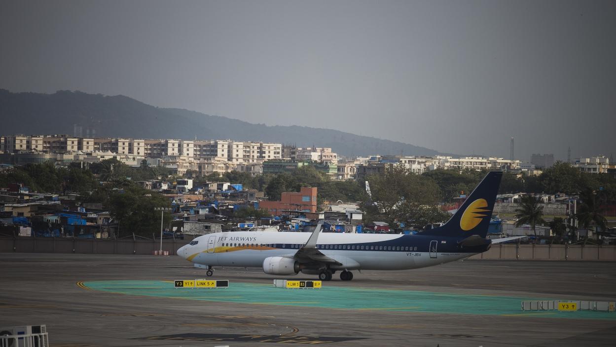 Passengers bleed on Jet Airways' Mumbai-Jaipur flight