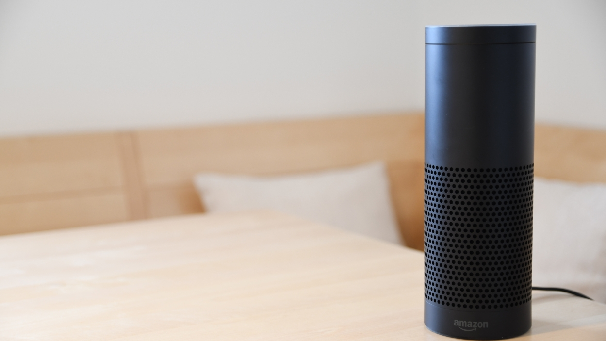 What's causing the exponential rise of voice assistants?