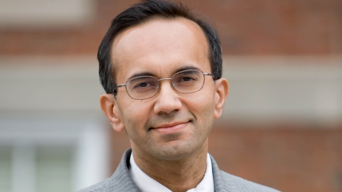 Tarun Khanna, author and economic  strategist