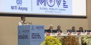 NITI Aayog's Move Summit: More talk, no policy
