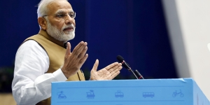 India to announce electric vehicle policy soon: Narendra Modi