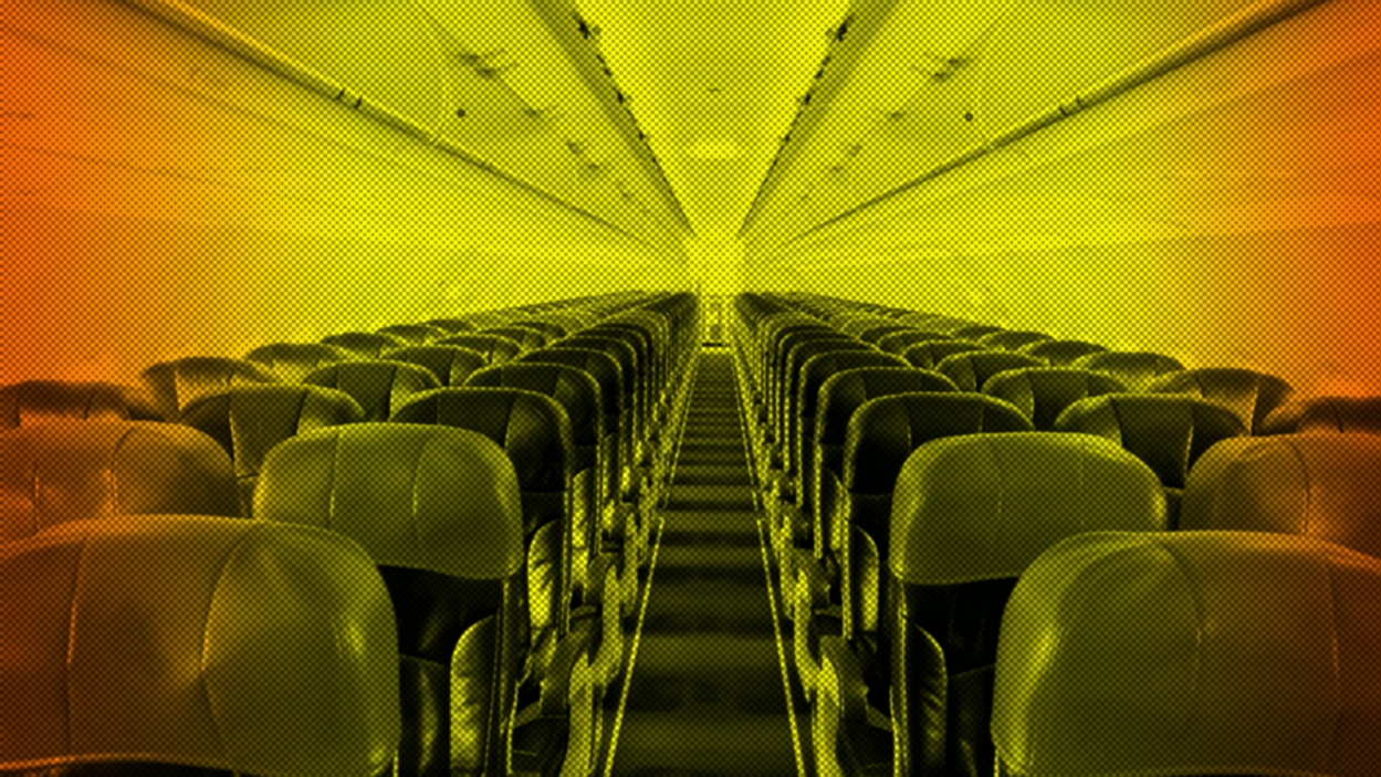 Beating economy class blues