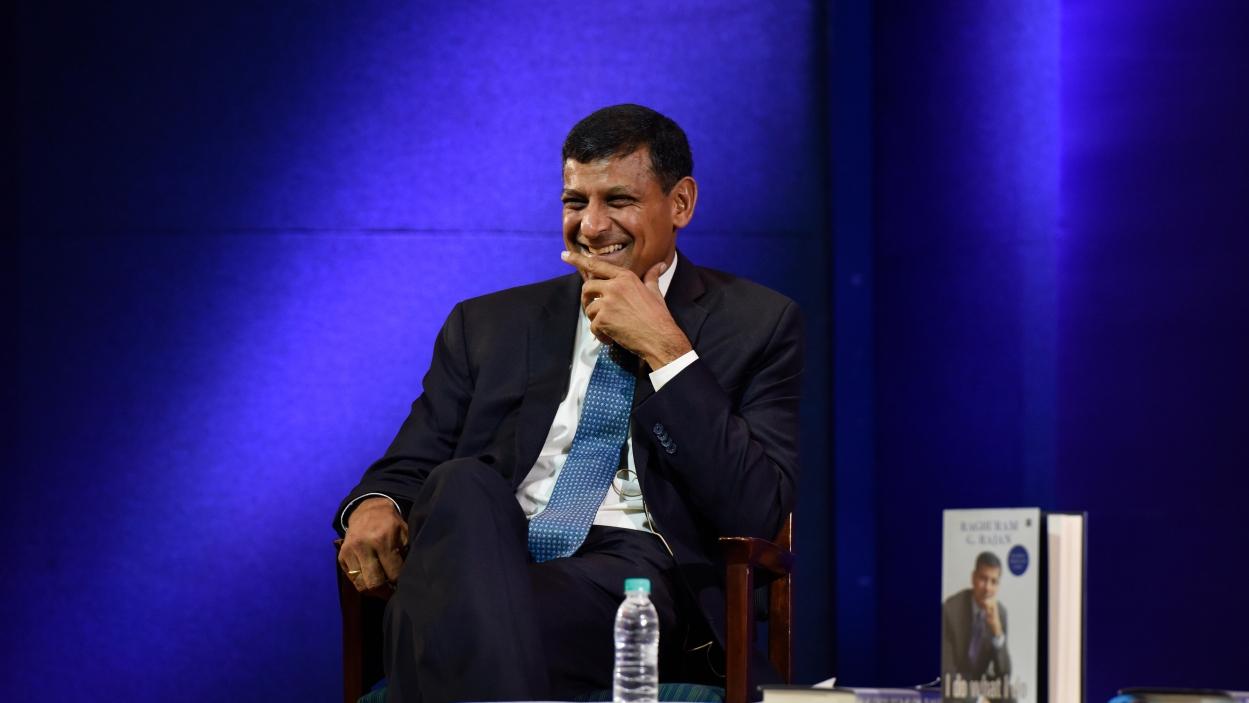RBI did not cause an economic slowdown: Raghuram Rajan