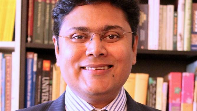 Chitro Majumdar