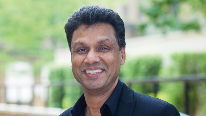 Nirmalya Kumar, Lee Kong Chian professor of marketing at Singapore Management University