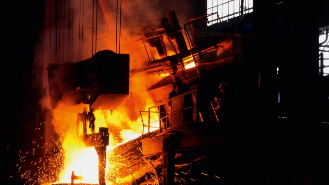 The government has set an ambitious crude steel production target of 300 million tonnes by FY31 in its National Steel Policy, 2017.