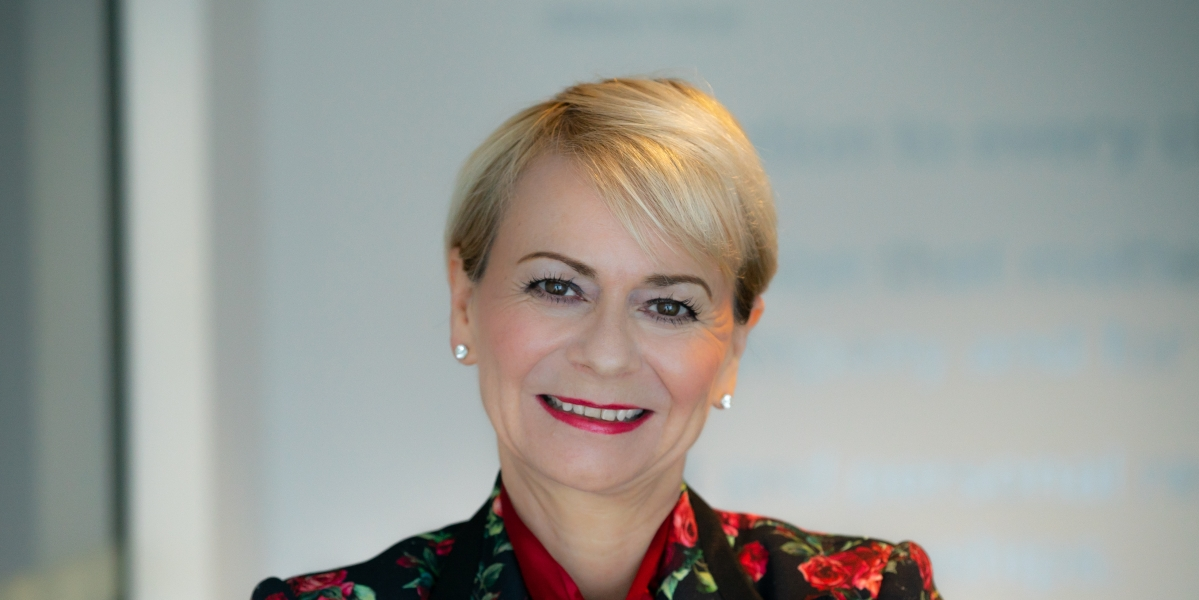 Harriet Green, chairman and CEO of IBM Asia Pacific.