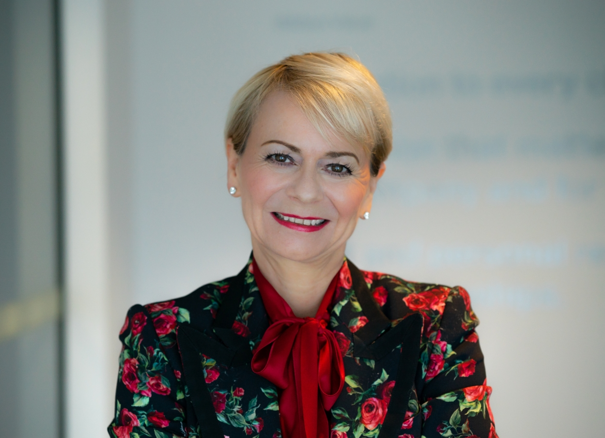 It is possible to secure data while moving it around: Harriet Green