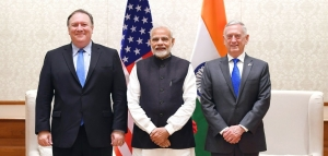 Modi's Iranian trump card under threat