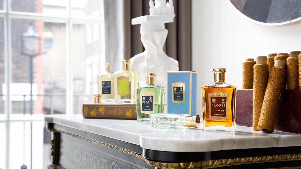 Floris: The fragrance of luxury