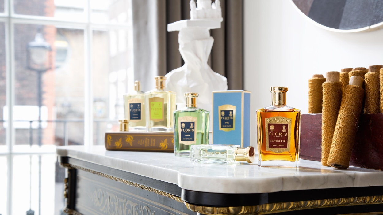Floris: The fragrance of luxury