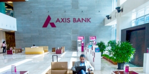 Axis Bank net profit rises 83% in Q2