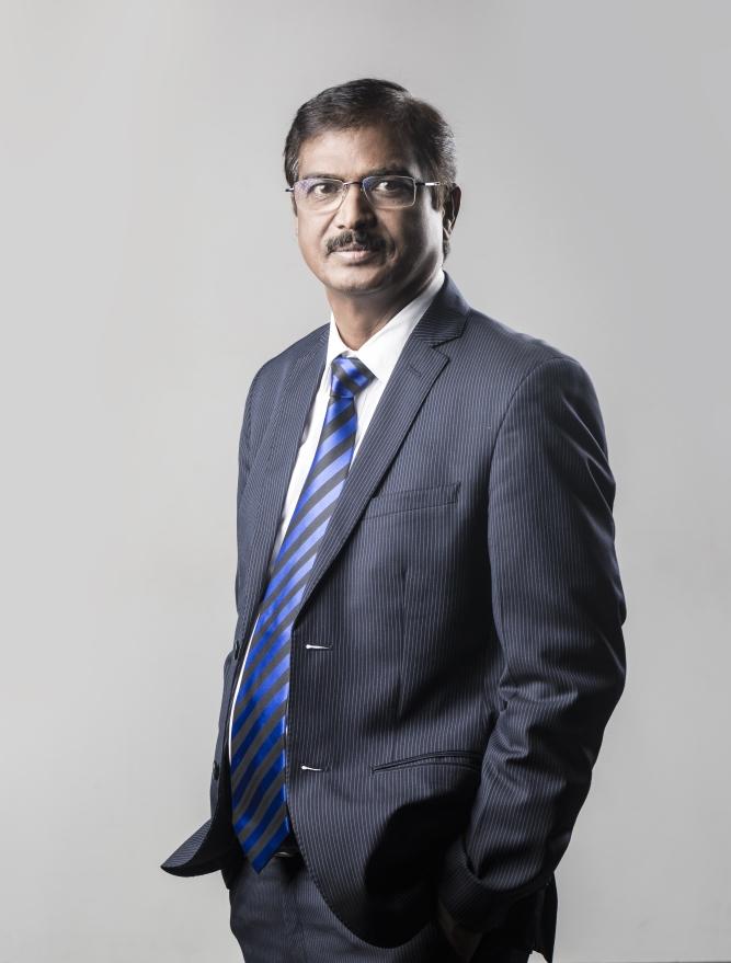 A K Tomer, Executive Director of Corporate Planning, Maruti Suzuki