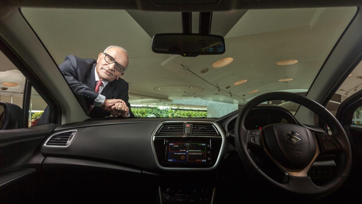 Maruti Suzuki India slashes car prices following corporate tax cuts