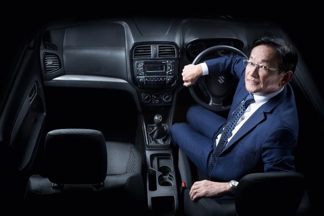 Kenichi Ayukawa, MD and CEO, Maruti Suzuki.