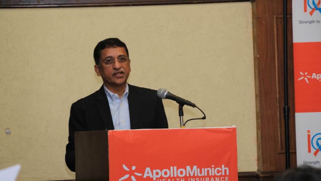Health insurance industry is difficult to disrupt: Apollo Munich