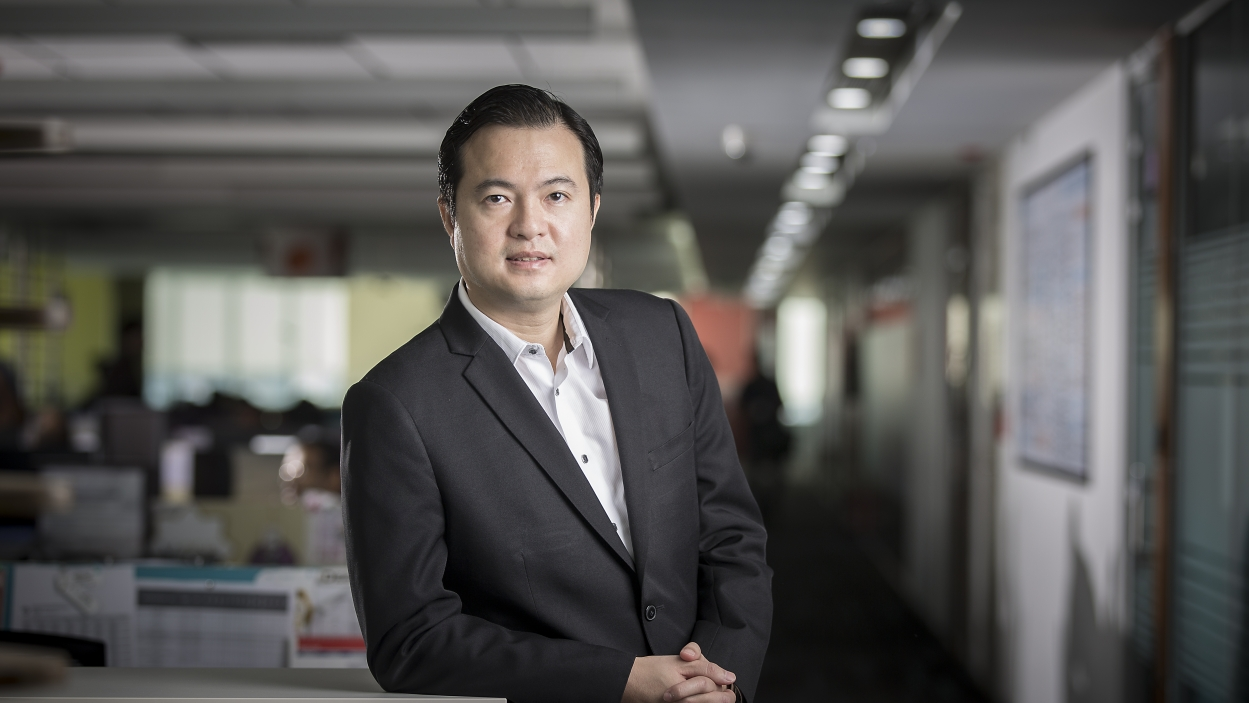 We want to be a global full-service carrier: Leslie Thng