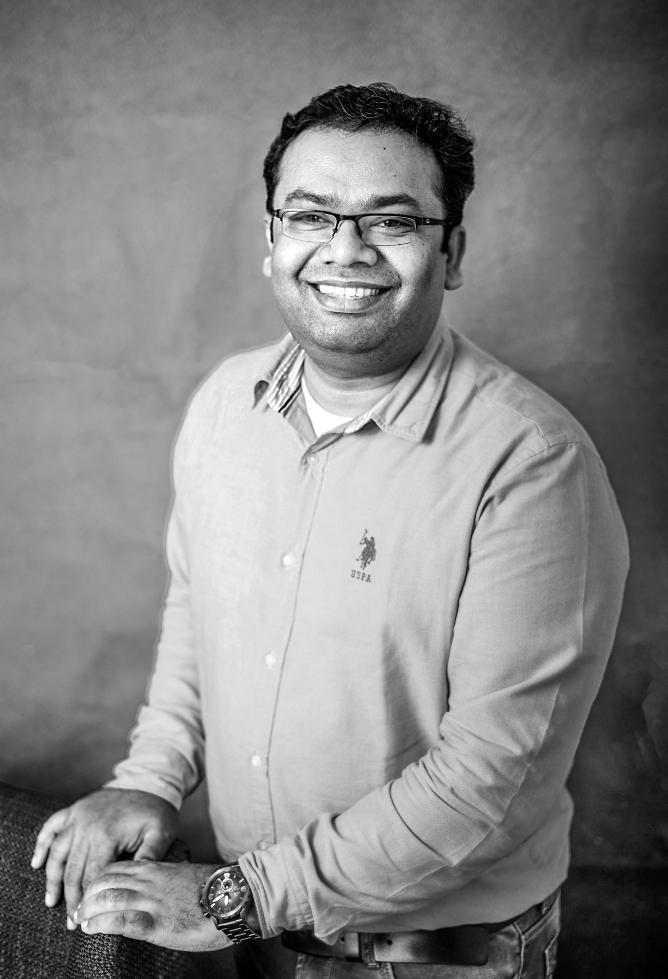Pravin Jadhav, Whole-time director, Paytm Money