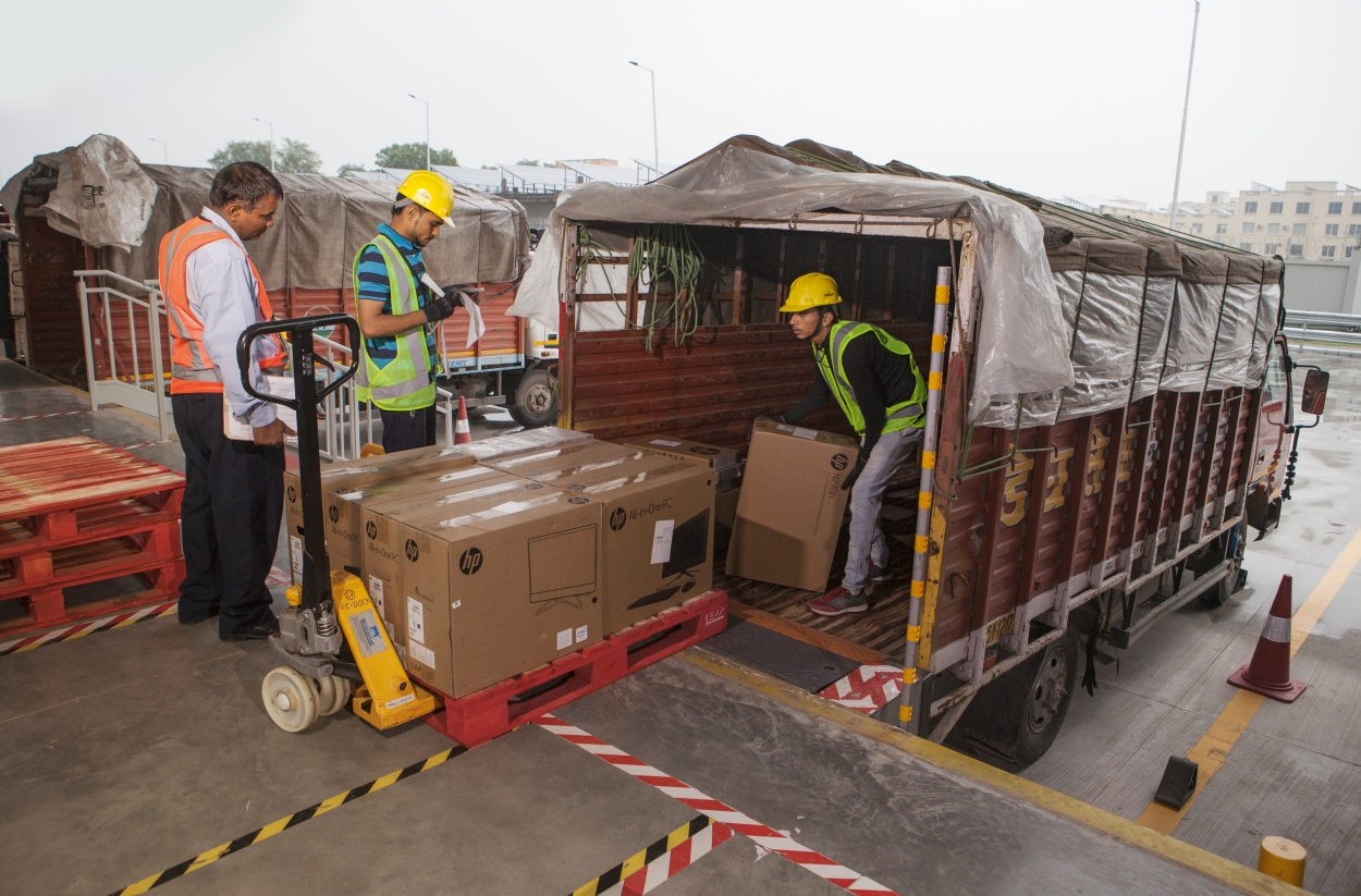 India's logistics sector needs a technology boost