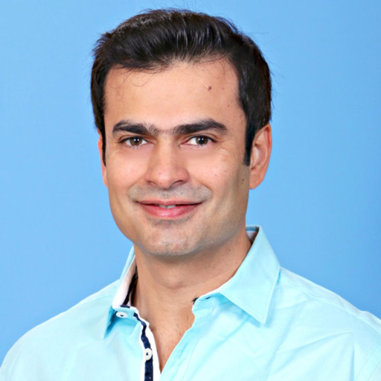 Ibibo founder Ashish Kashyap dons the entrepreneur's hat again