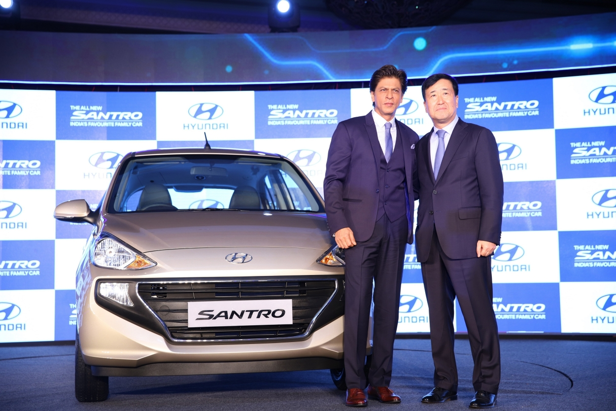 Hyundai brings back the Santro