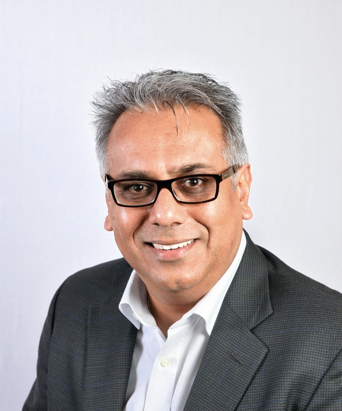 Tervinderjit Singh, Research VP with Gartner.<em></em>