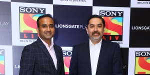 SonyLIV, Lionsgate partner in India for global content