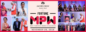 Fortune India Most Powerful Women in Business 2018