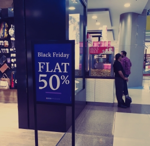 India adds Black Friday to its shopping calendar