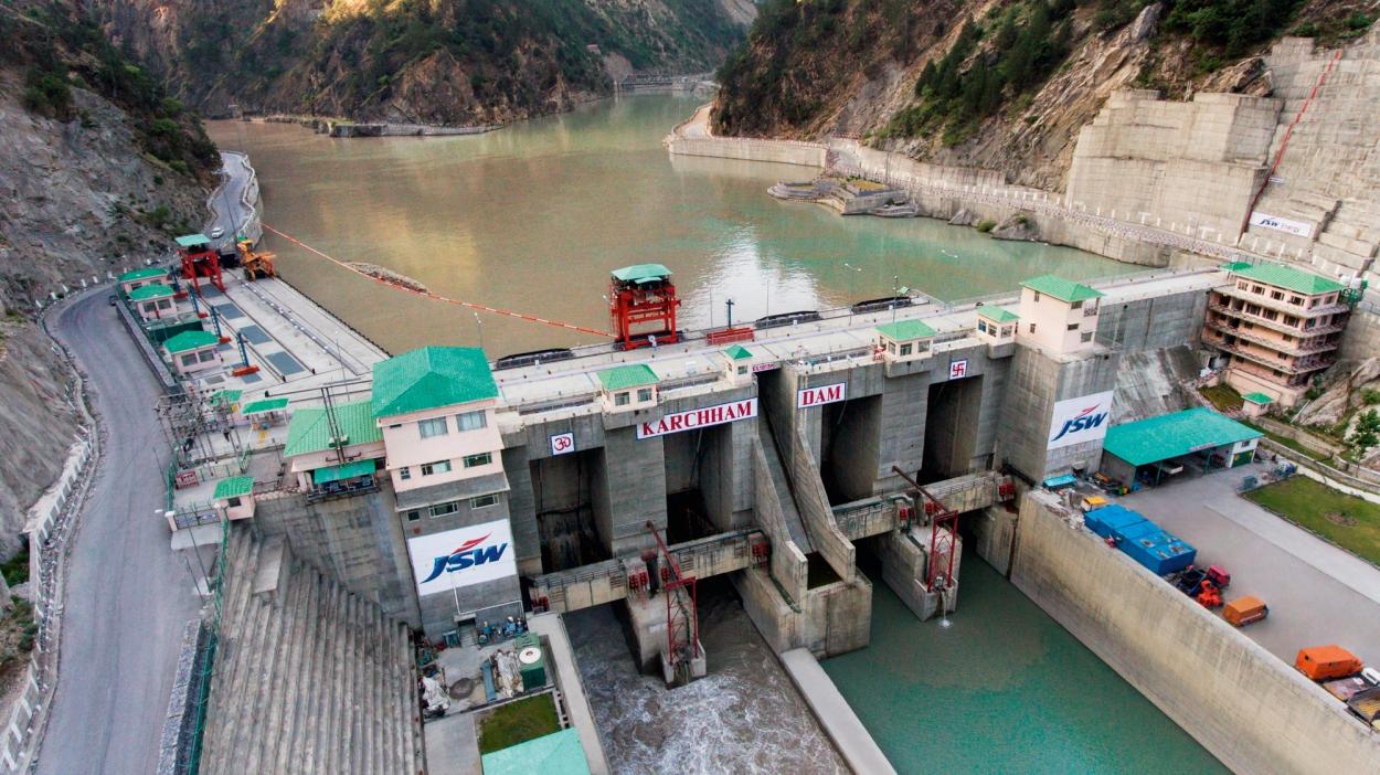 JSW Energy: Harnessing hydropower