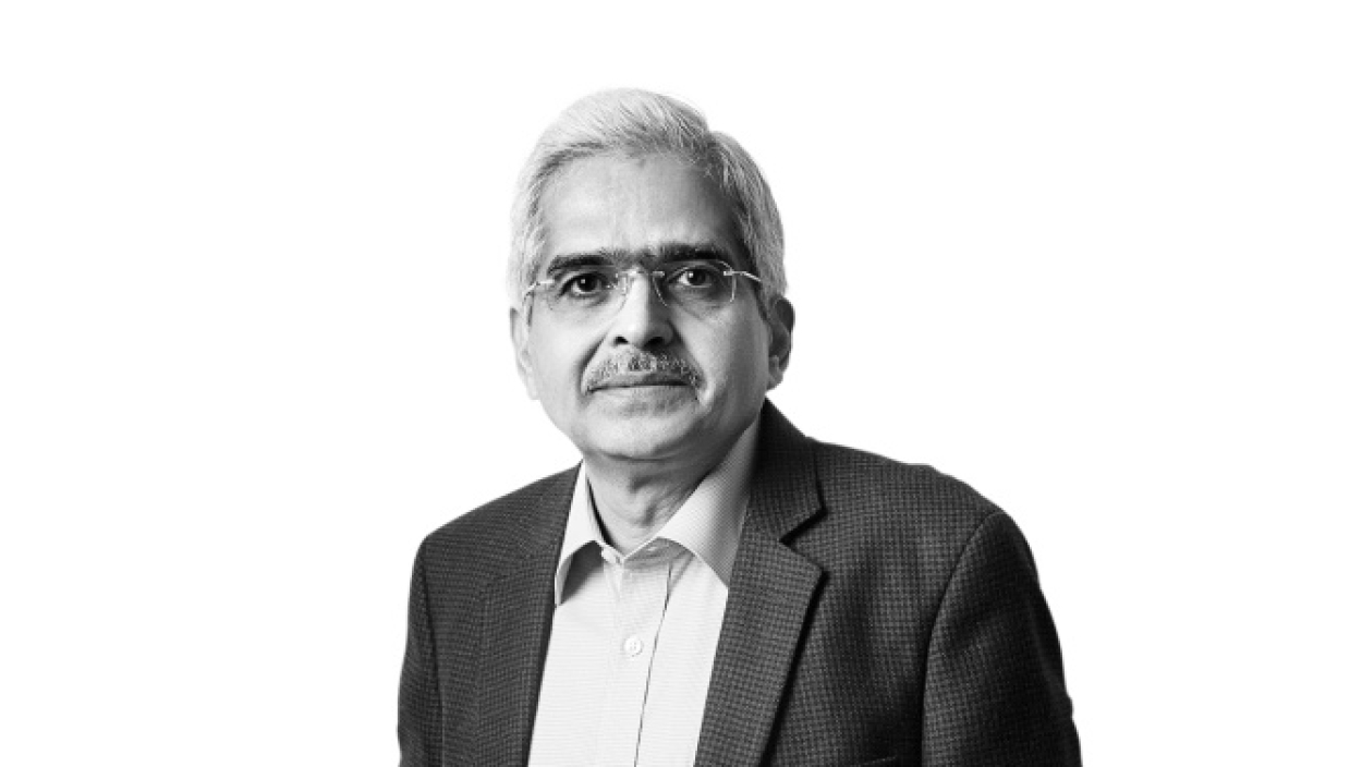 Shaktikanta Das appointed new RBI governor